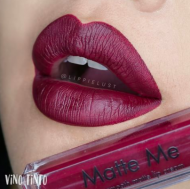 Отзывы Блеск для губ Sleek MakeUp MATTE ME 1041 Vino Tinto