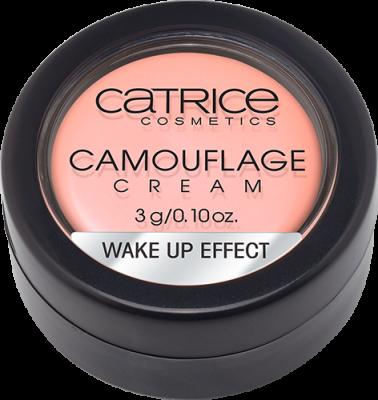 Консилер CATRICE CAMOUFLAGE CREAM Wake Up Effect: фото