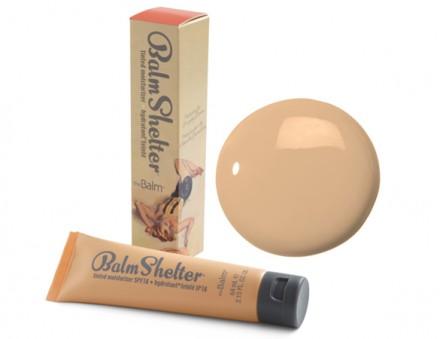 Увлажняющий тональный крем с spf 18 BalmShelter Tinted Moisturizer - light: фото