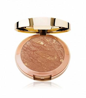 ЗАПЕЧЁННЫЙ БРОНЗАТОР Milani Cosmetics BAKED BRONZER 05 SOLEIL: фото