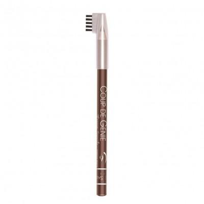 Карандаш для бровей Vivienne Sabo /Eyebrow Pencil/Crayon Sourcils Coup de Genie тон/shade 001: фото