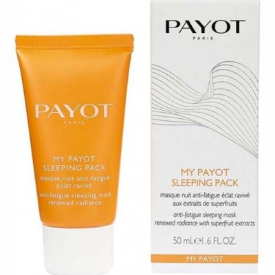 Ночная энергетическая маска против усталости Payot My Payot 50 мл: фото
