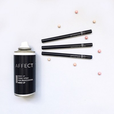 Спрей для фиксации макияжа Affect Make up Fixing Spray For Professional Make-up: фото