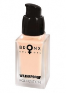 Водостойкая тональная основа Bronx Colors Waterproof Foundation BEIGE: фото