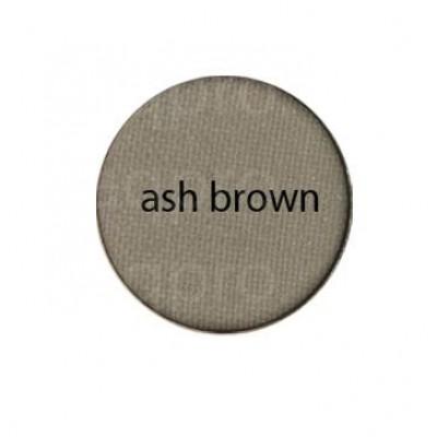 КОМПАКТНЫЕ ТЕНИ ДЛЯ ВЕК Maq Pro FARD SEC ash-brown_ref: фото