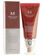 Отзывы BB-крем с высокой степенью покрытия SPF42 MISSHA M Perfect cover BB-cream 21 светлый беж