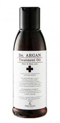 Масло арганы для восстановления волос THE SKIN HOUSE Dr.argan treatment oil 150 мл: фото