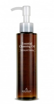 Гидрофильное масло THE SKIN HOUSE Essential cleansing oil 150 мл: фото