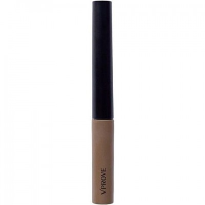 Тушь для бровей VPROVE No Make-up Slim Edge тон BR03, серо-коричневая, 3г: фото