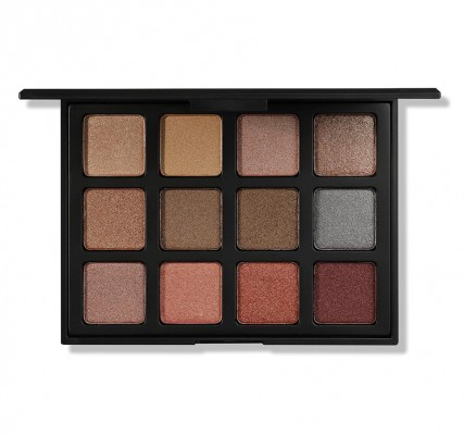 Палетка теней MORPHE 12S SOUL OF SUMMER EYESHADOW PALETTE: фото