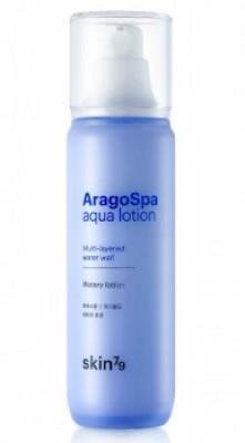 Лосьон с гиалуроновой кислотой SKIN79 Aragospa aqua lotion 125 мл: фото