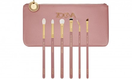 Набор кистей ZOEVA EYE SEE BRUSH SET: фото