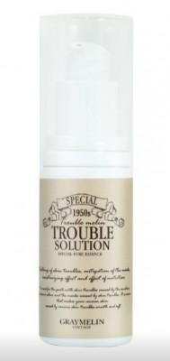 Эссенция против акне GRAYMELIN Trouble Solution Special Pore Essence 45г: фото