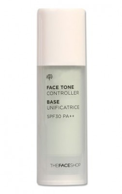 Корректор-база под макияж THE FACE SHOP Face Tone Controller SPF30 №01 For Reddish And Dull Skin: фото