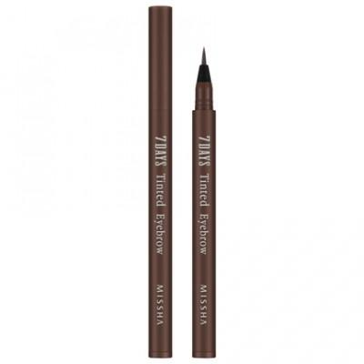 Тинт для бровей MISSHA 7Days Tinted Eyebrow Sinopia Brown: фото