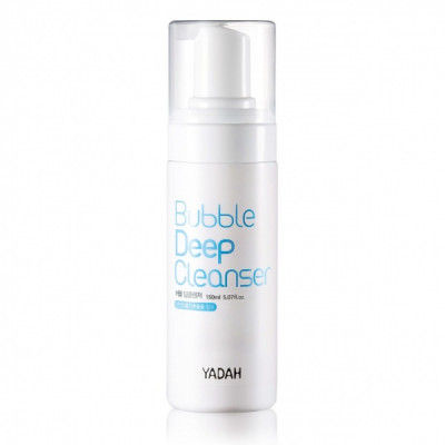 Пенка кислородная для лица YADAH BUBBLE DEEP CLEANSER 150мл: фото