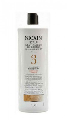 Кондиционер увлажняющий Nioxin System3 1000мл: фото