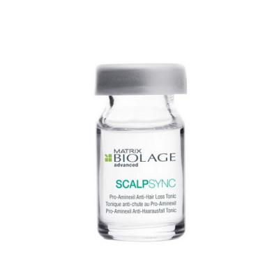 Ампулы для укрепления волос MATRIX Biolage SCALPSYNC PRO-AMINEXIL 10*6мл: фото