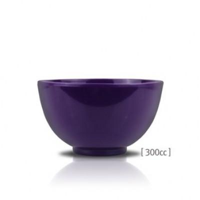 Чаша для размешивания маски 300cc Rubber Bowl Small Purple 300сс: фото