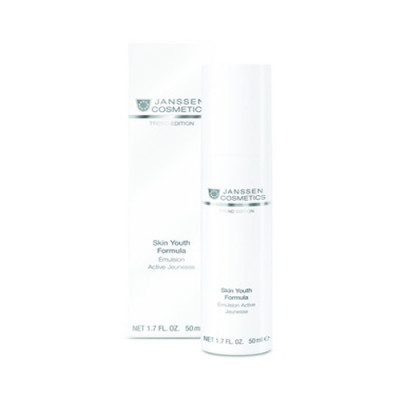 Эмульсия ревитализирующая Janssen Cosmetics Trend Edition Skin Youth Formula 50 мл: фото