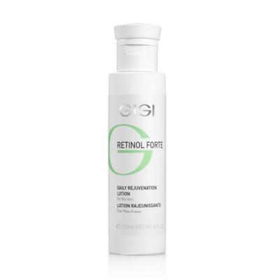 Лосьон-пилинг для жирной кожи GIGI Retinol Forte Rejuven oily 120 мл: фото