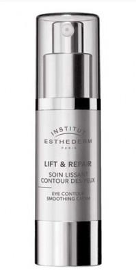 Разглаживающее средство для контура глаз Institut Esthederm Lift Repair 15 мл: фото