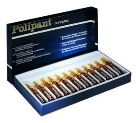 Ампульный комплекс с плацентарными растительными экстрактами Dikson POLIPANT COMPLEX 12*10мл: фото