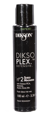 Жидкий крем для защиты волос во время окрашивания Dikson DIKSOPLEX #2 Shield Magnifier 100мл: фото