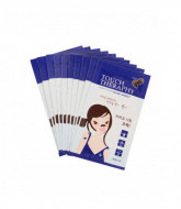 Патчи очищающие для носа Welcos Touch Therapy Cacao Pore Clear Nose Sheet Pack 10шт: фото