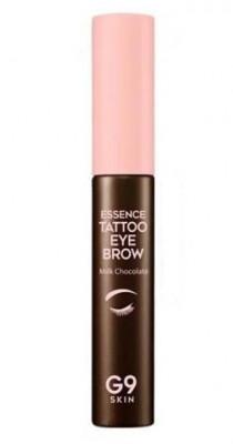 Тинт-тату для бровей Berrisom G9 Essence Tattoo Eyebrow 02 Milk Chocolate 10г: фото