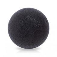 Спонж конняку 100% THE SAEM Charcoal Jelly Cleansing Puff: фото