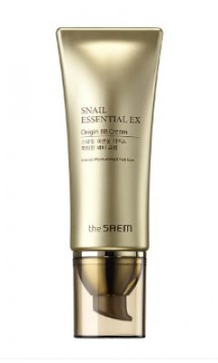ВВ-крем антивозрастной THE SAEM Snail Essential EX Origin BB 23 Natural Beige 40мл: фото