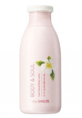 Гель для душа THE SAEM Body&Soul Love Hawaii Body Wash 300мл: фото