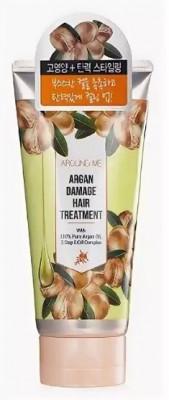 Маска для поврежденных волос Welcos Around Me Argan Damage Hair Treatment 200мл: фото