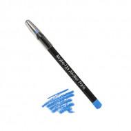 Карандаш для глаз перламутровый Make-Up Atelier Paris C12 жемчужно-синий: фото