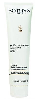 Флюид увлажняющий матирующий для жирной кожи Sothys Oily Skin Hydra-Matt Fluid 150 мл: фото