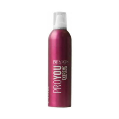 Мусс для волос сильной фиксации Revlon Professional PROYOU EXTREME STYLING MOUSSE 400мл: фото