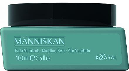 Паста моделирующая длительной фиксации KAARAL MANNISKAN Modelling Paste 100мл: фото