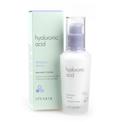 Сыворотка увлажняющая для лица с гиалуроновой кислотой IT'S SKIN Hyaluronic Acid Moisture Serum: фото
