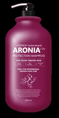 Шампунь для волос АРОНИЯ EVAS Pedison Institute-beaut Aronia Color Protection Shampoo 2000 мл: фото