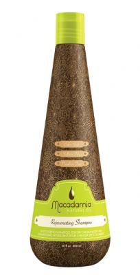 Шампунь восстанавливающий с маслом арганы и макадамии Macadamia Rejuvenating shampoo 300мл: фото