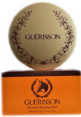 Патчи для глаз Guerisson 24k gold Lifting Eye Patch: фото