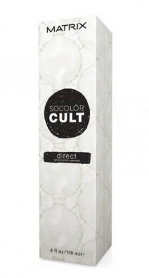 Краска для волос Matrix Socolor Cult CLEAR прозрачный 118 мл: фото