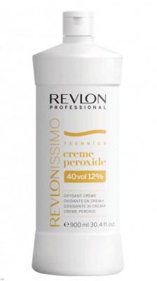 Кремообразный окислитель 12% Revlon Professional Creme Peroxide 40 VOL 900мл: фото