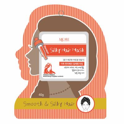 Маска для волос Mijin Care Silky Hair Mask 40г: фото
