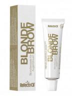 Осветляющая паста для бровей REFECTOCIL #0 блонд 15 мл: фото