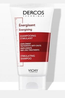 Шампунь тонизирующий против выпадения волос VICHY DERCOS AMINEXIL 50мл: фото