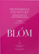 Отзывы Микроигольные патчи с растительным кофеином от отёков под глазами BLÓM 1 пара