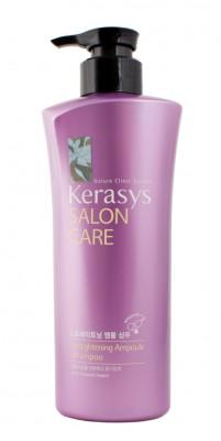 Шампунь для придания гладкости и блеска волосам KeraSys 470 г: фото