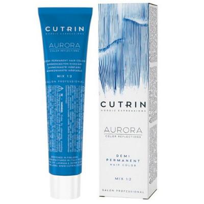 Безаммиачный краситель CUTRIN AURORA 6.0 Темный блондин 60 мл: фото